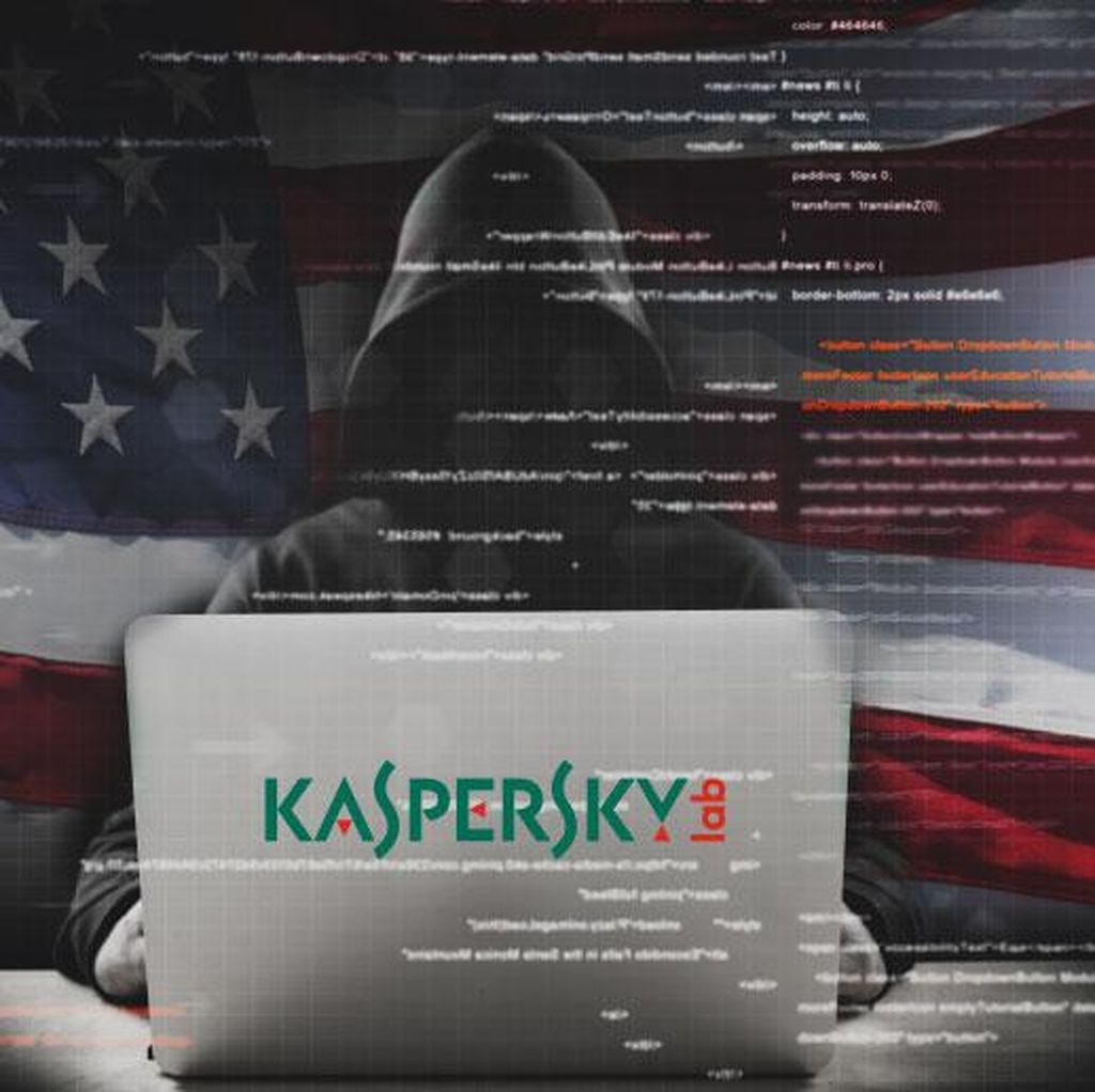 Antivirus Kaspersky Jadi Mesin Pencari untuk Hacker Rusia