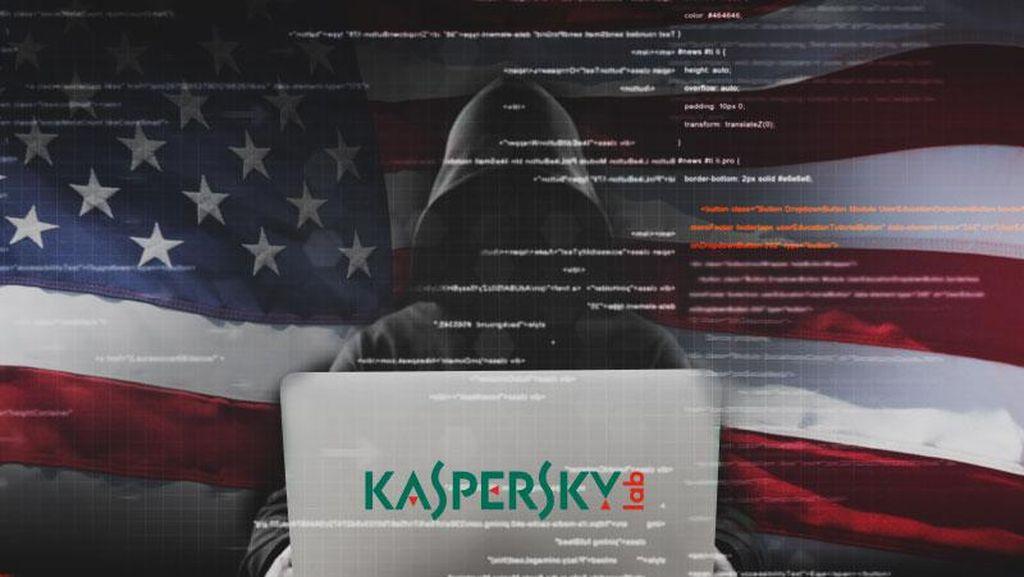 Dituduh Curi Data, Kaspersky: Kami Tidak akan Minta Maaf