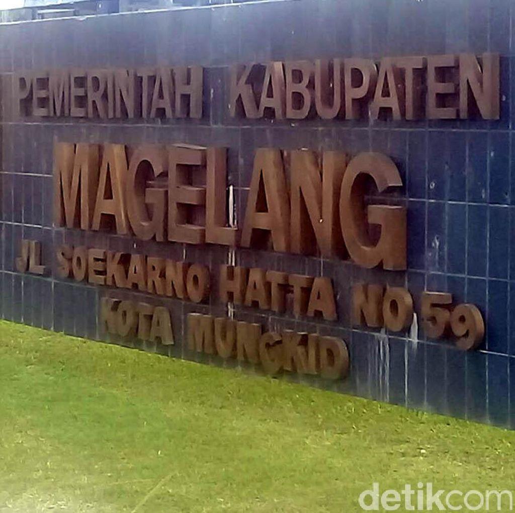 Bupati dan Wakil Maju Pilkada, Kabupaten Magelang Akan Dipimpin Plt