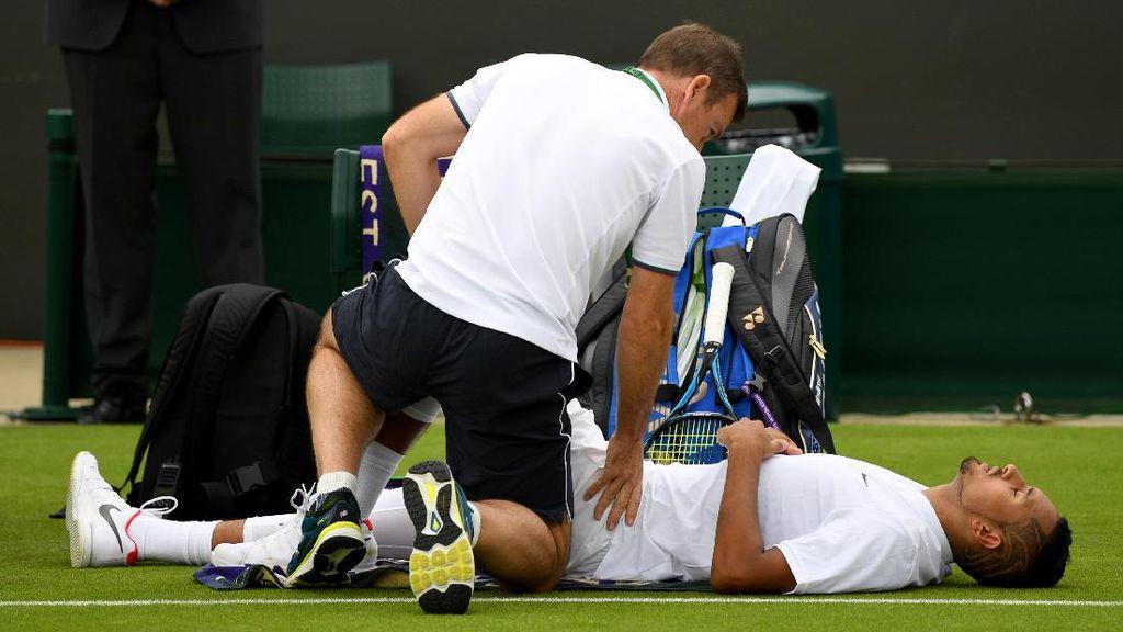 Deretan Petenis yang Mundur dari Wimbledon karena Cedera