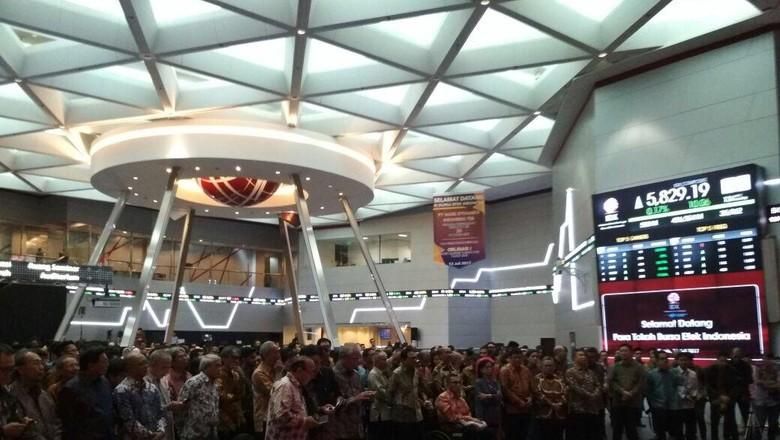 Ternyata Saham Freeport Pernah Masuk Bursa Saham Indonesia