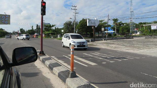 Begini Jalanan di Palangka Raya, Calon Ibu Kota RI
