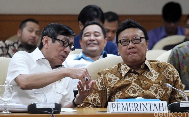Jokowi Ingatkan Soal Rendahnya Penyerapan APBD,  Ini Kata Mendagri