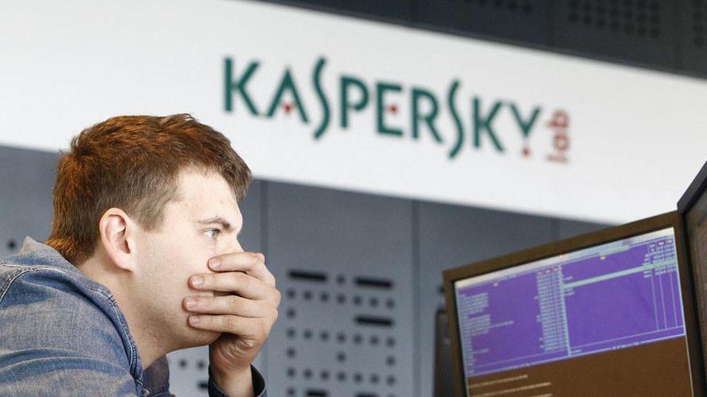 Kaspersky Dimanfaatkan Hacker Rusia Curi Data