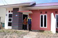 Jokowi Hadirkan Rumah DP 1% di Kalimantan Timur
