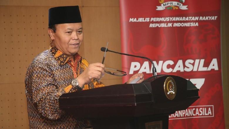 Pimpinan MPR Dukung UKP Pancasila Ditingkatkan Selevel Kementerian