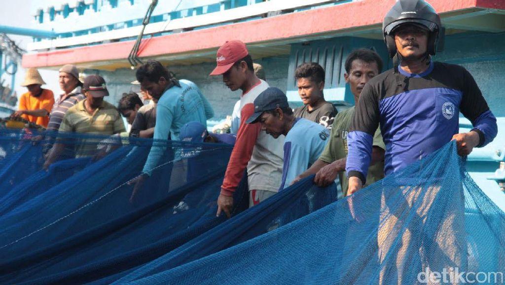 KKP Pastikan Mulai 2018 Tak Boleh Tangkap Ikan Pakai Cantrang