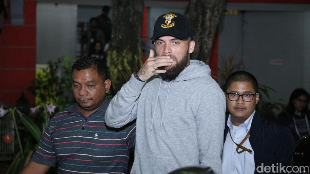 Jaksa Nyatakan Lengkap Kasus Penganiayaan Diego Michiels