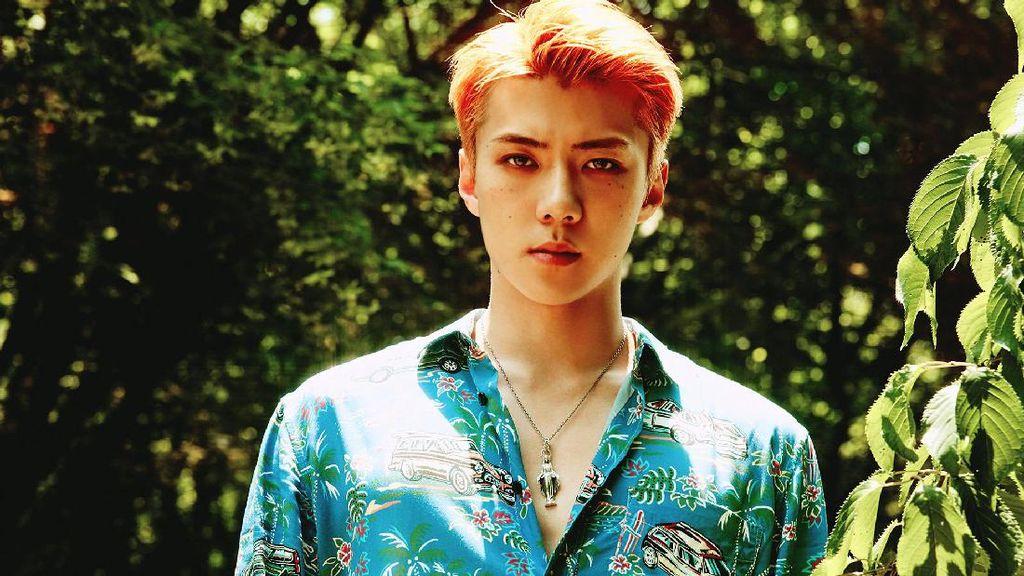 Posting Foto Bersorban, Sehun EXO Cocok Main Ayat-ayat Cinta 3?