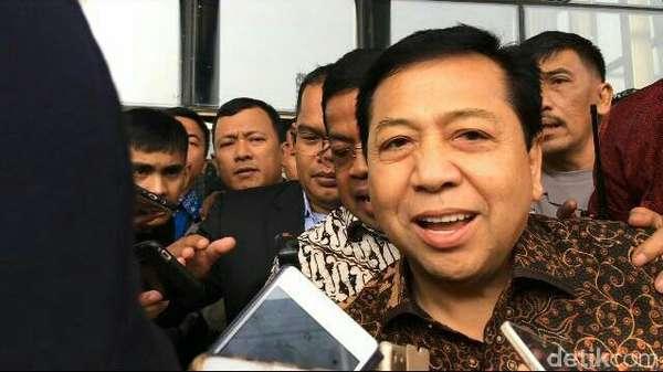 Kalah Praperadilan Novanto, KPK: Bukti Kami Tak Dipertimbangkan
