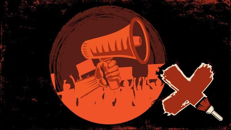 Tolak Perppu 2/17, Aliansi Ormas Islam akan Gelar Aksi di Monas