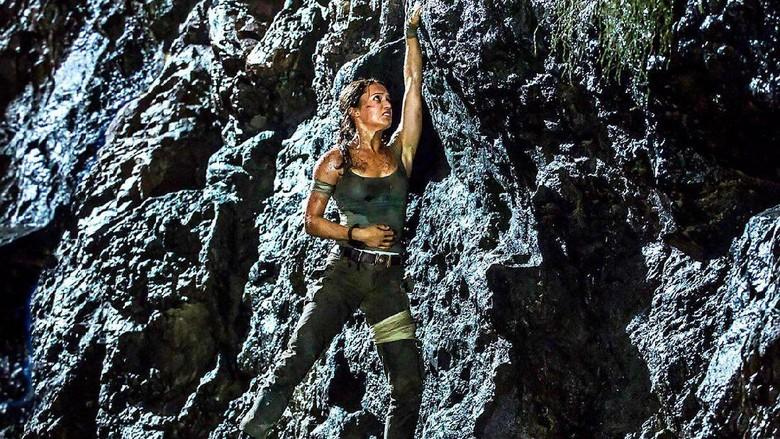 Penampakan Alicia Vikander Sebagai Lara Croft