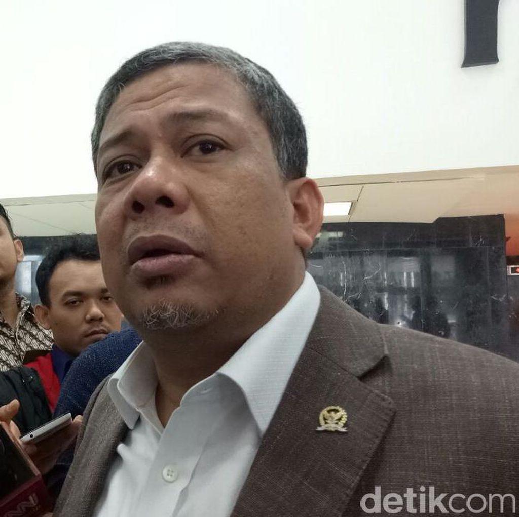 PKS Kembali Minta Fahri Hamzah Diganti dari Wakil Ketua DPR