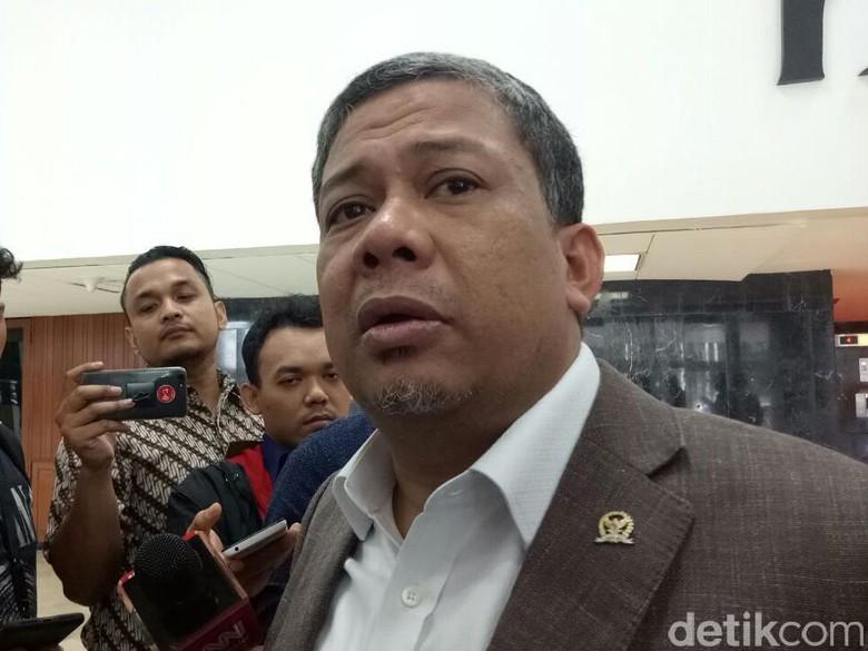 Fahri Tepis Kapolri soal Reuni 212: Tak Perlu Buat Analisa Politik