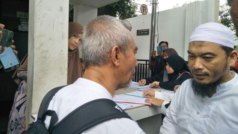 Alumni 212 Gelar Aksi Minta Hary Tanoe Tak Dikriminalisasi
