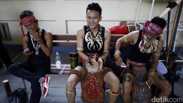 Gawai Dayak Sintang Digelar, Toleransi Antarsuku Bergaung.