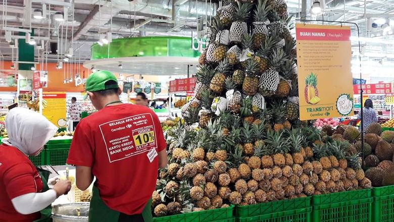 Transmart Carrefour Promo Bahan Makanan Segar di Akhir Pekan