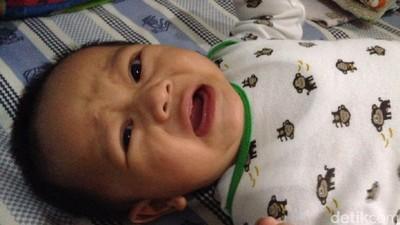 Cara Unik Tenangkan Bayi Menangis: Pakai Suara Air Keran
