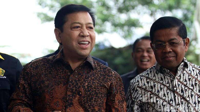 Setya Novanto Tersangka, Golkar Tepis Isu Serangan Balik ke KPK