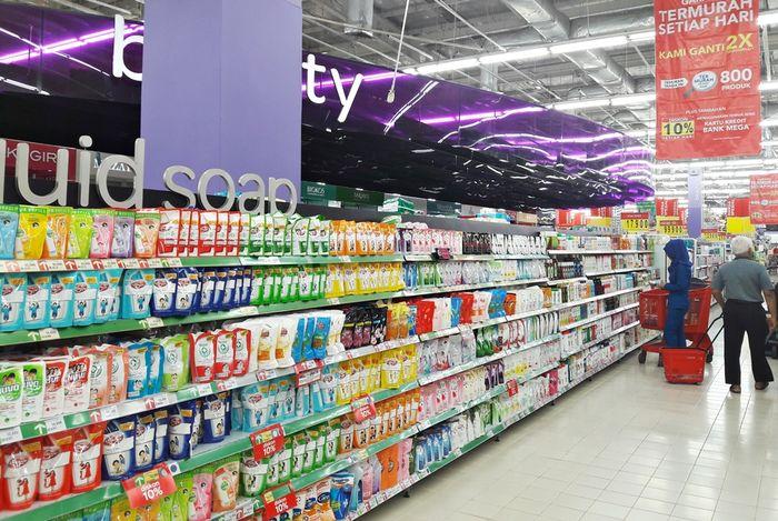 Perawatan Tubuh Diskon Sampai 30% di Transmart dan Carrefour (Foto: Dok. Transmart Carrefour)