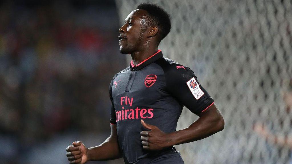 Tanpa Aubameyang dan Lacazette, Arsenal Bertumpu pada Welbeck