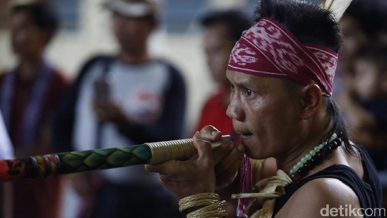 Gawai Dayak Sintang Digelar, Toleransi Antarsuku Bergaung