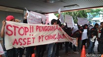 Tuntut Hak, Eks Karyawan PT Cipaganti Geruduk Pul Travel di Bandung
