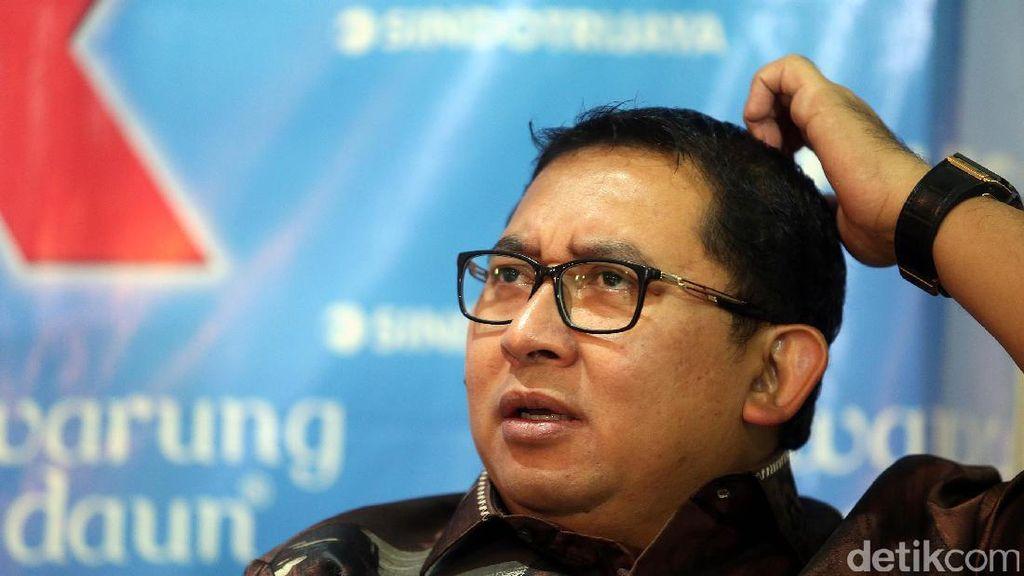 Fadli Zon: dari Zaman Soeharto Saya Belum Ganti Nomor