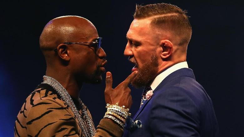 Mike Tyson: McGregor Bisa Mati di Atas Ring Tinju