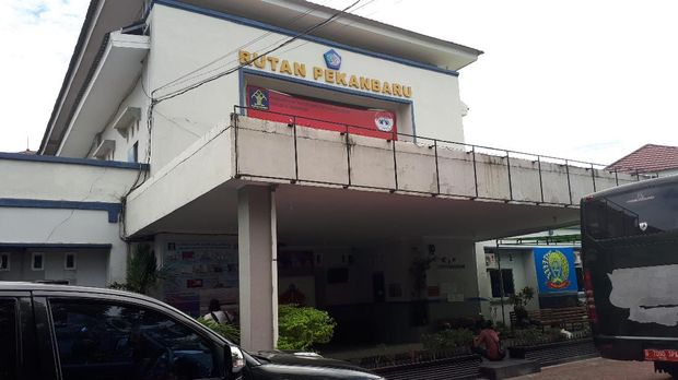 Rutan Pekanbaru Kembali Rusuh, Polisi dan TNI Siaga di Lokasi