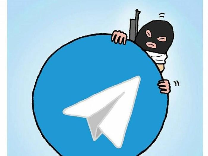 Ilustrasi Telegram. Foto: Istemewa