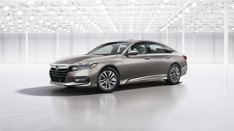 Honda Accord Terbaru Diluncurkan, Pakai Mesin Turbo