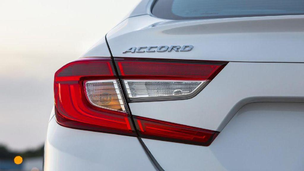 2,1 Juta Honda Accord di Dunia Ditarik, Termasuk di Indonesia?