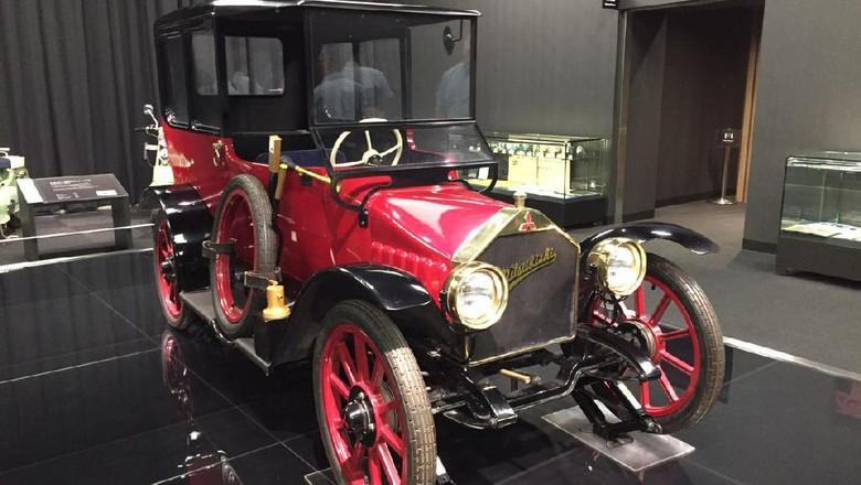 Ini Dia Mobil Penumpang Jepang yang Pertama