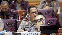 Setya Novanto Minta Perlindungan, Kapolri: Ikuti Aturan Hukum di KPK