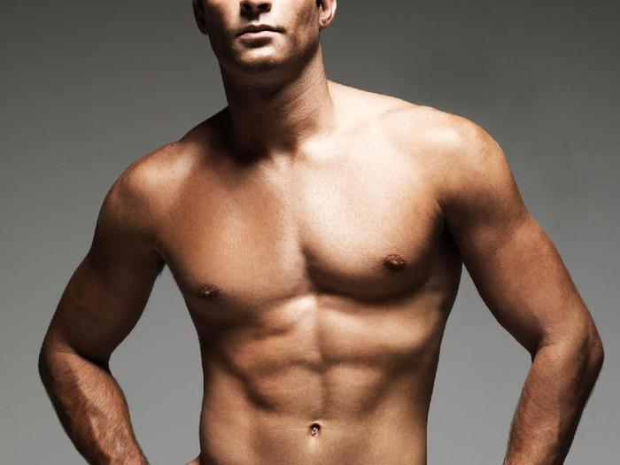 Membentuk otot harus memperhatikan enam hal berikut. Foto: Dok. Thinkstock