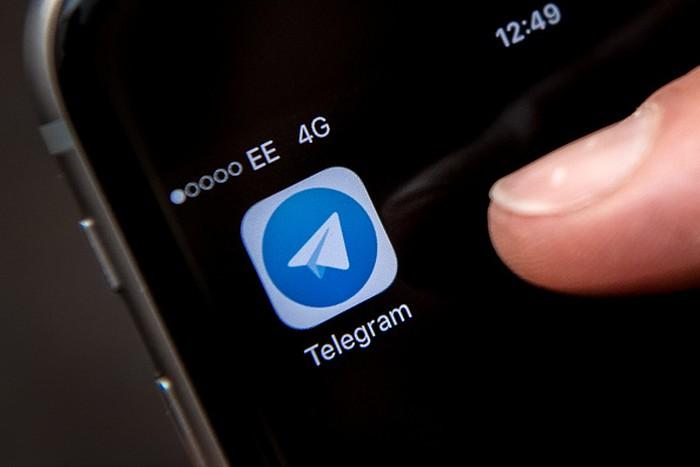 Aplikasi Telegram. Foto: Getty Images