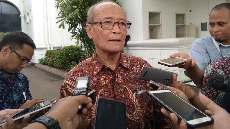 Buya Syafii: Kepala UKP Pancasila Harusnya Jadi Setingkat Menteri