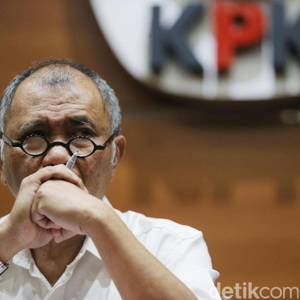 Ogah Penuhi Panggilan Pansus Angket, KPK Tetap Tunggu Putusan MK