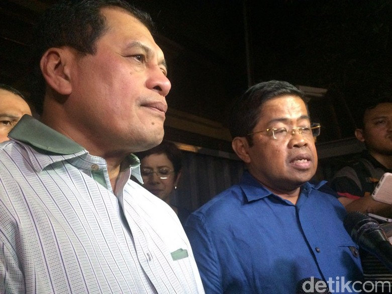 Novanto Tersangka, Nurdin Halid: Tak akan Ada Munaslub