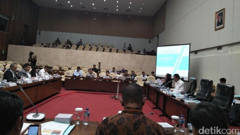 Rapat Pansus Angket KPK dan KemenPAN-RB Ditunda