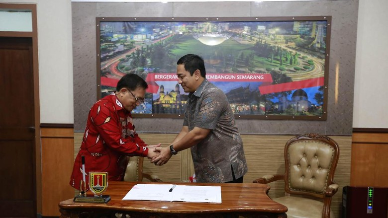 Wali Kota Semarang Bangun Desa Wisata Bertaraf Internasional