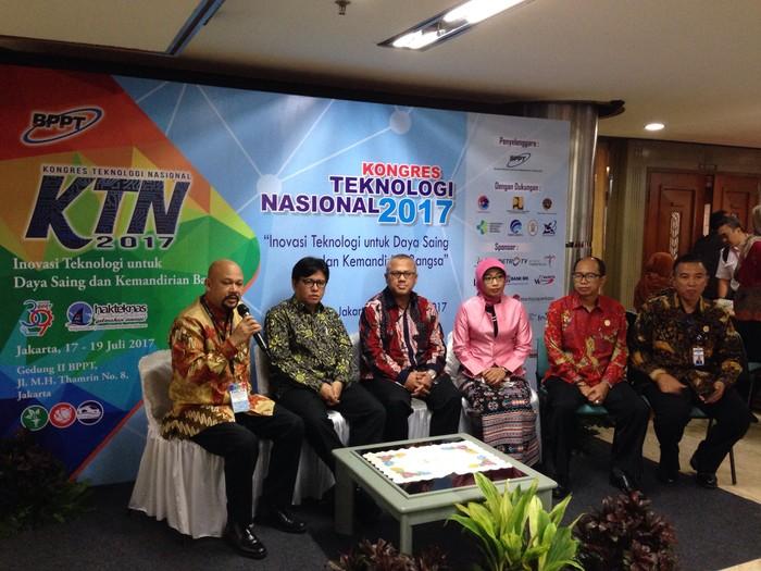 Kongres Teknologi Nasional 2017. Foto: Agus Tri Haryanto/inet