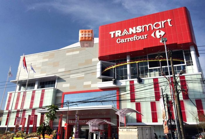 Transmart Carrefour (Foto: Dok. Transmart Carrefour)