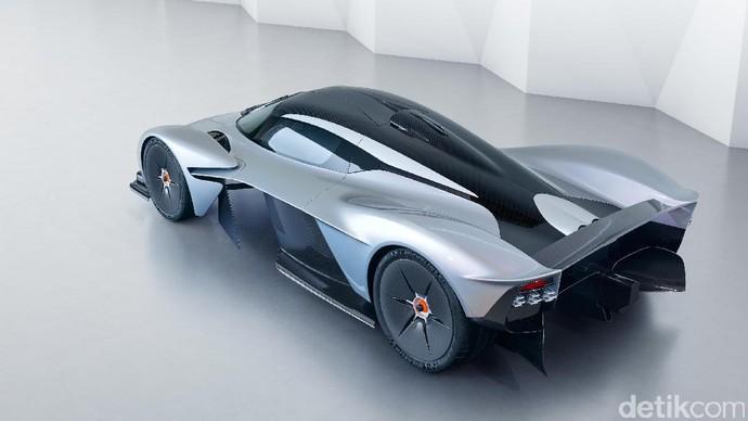 Mobil Super Aston Martin Valkyrie
