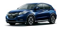 Honda HR-V di Jepang Lebih Berwarna