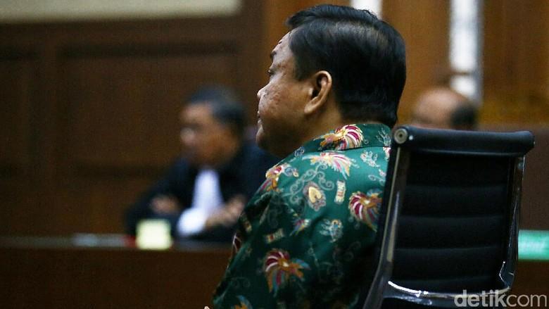 Eks Pejabat Bakamla Divonis 4 Tahun 3 Bulan Penjara