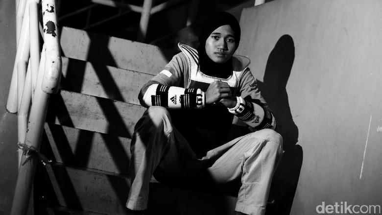 Taekwondoin Dhean Fazrin Tak Terganggu Status Debutan ke SEA Games 2017