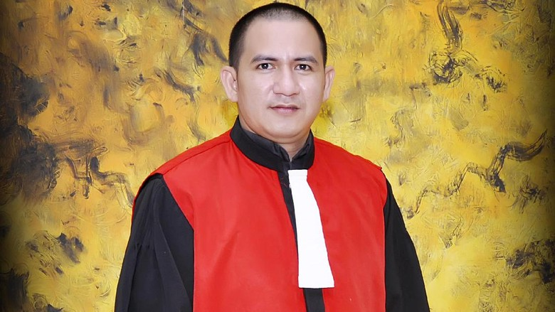 Hakim di Lampung Tertangkap Pakai Narkoba