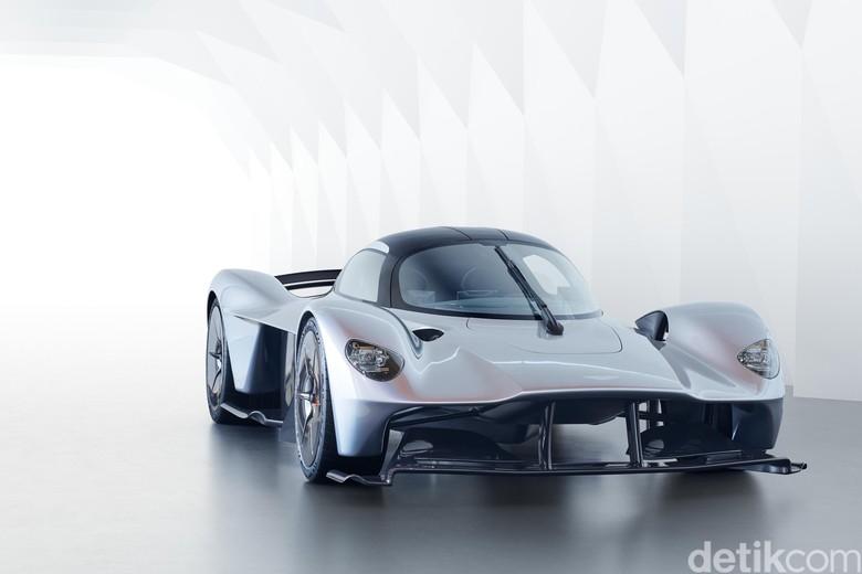 Aston Martin Siapkan Supercar Hybrid